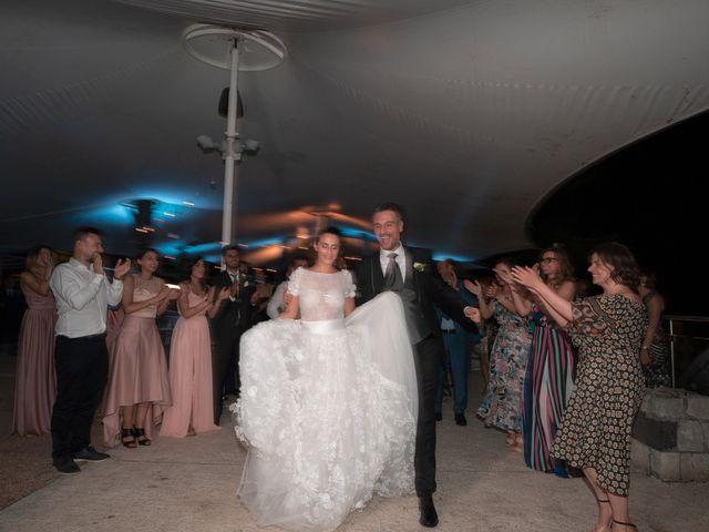Il matrimonio di Francesco e Mariarosaria a Vico Equense, Napoli 25