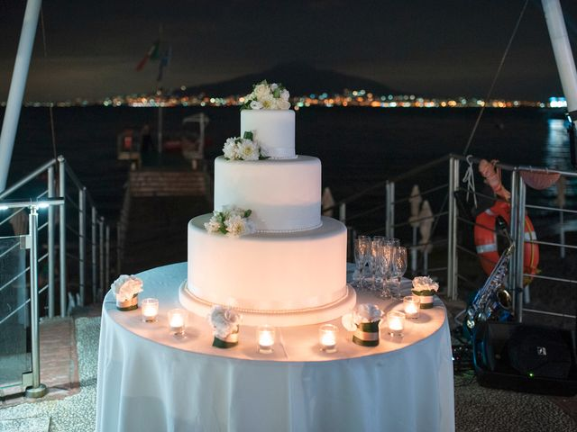 Il matrimonio di Francesco e Mariarosaria a Vico Equense, Napoli 26