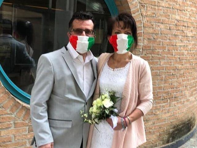 Il matrimonio di Antonio e Monica a Agrate Brianza, Monza e Brianza 9