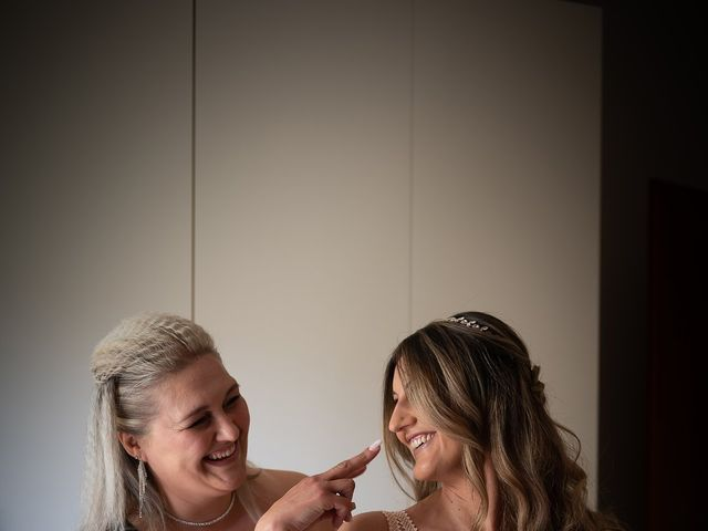 Il matrimonio di Simone e Chiara a Pombia, Novara 4