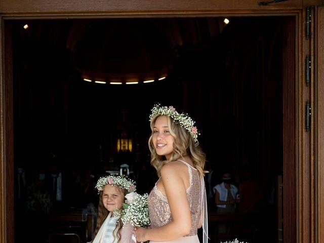 Il matrimonio di Simone e Chiara a Pombia, Novara 11