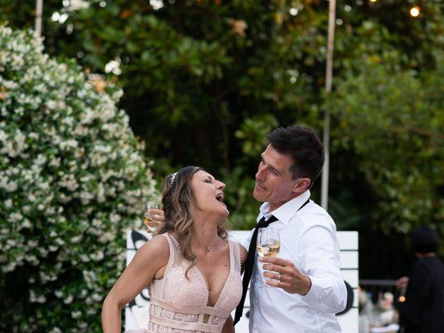 Il matrimonio di Simone e Chiara a Pombia, Novara 36