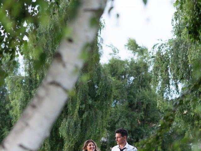 Il matrimonio di Simone e Chiara a Pombia, Novara 39