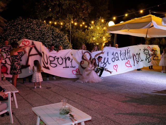Il matrimonio di Simone e Chiara a Pombia, Novara 46