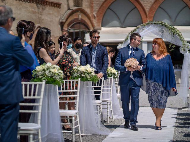 Il matrimonio di Luca e Gloria a Filago, Bergamo 2