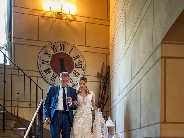 Il matrimonio di Luca e Gloria a Filago, Bergamo 11