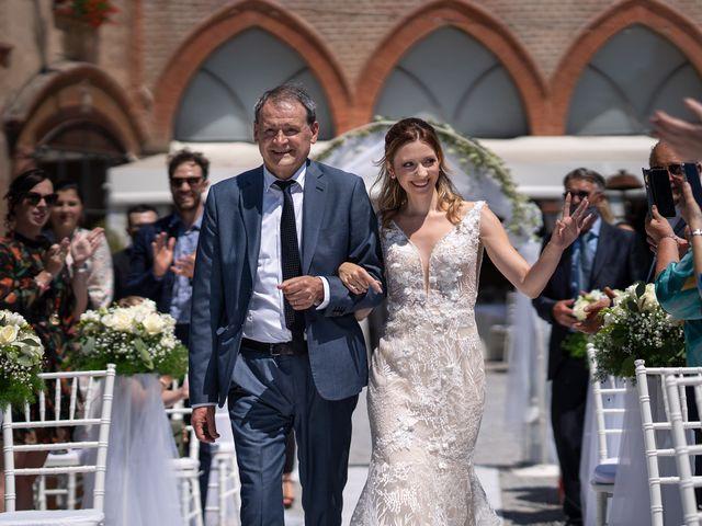 Il matrimonio di Luca e Gloria a Filago, Bergamo 12
