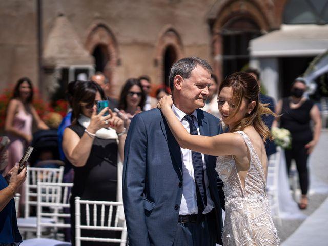 Il matrimonio di Luca e Gloria a Filago, Bergamo 13