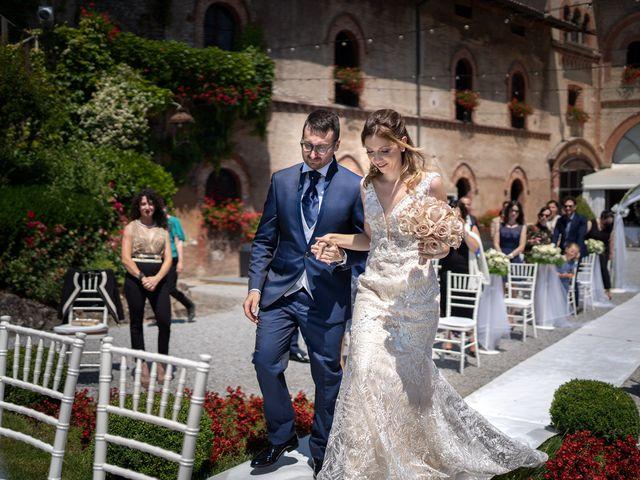 Il matrimonio di Luca e Gloria a Filago, Bergamo 14