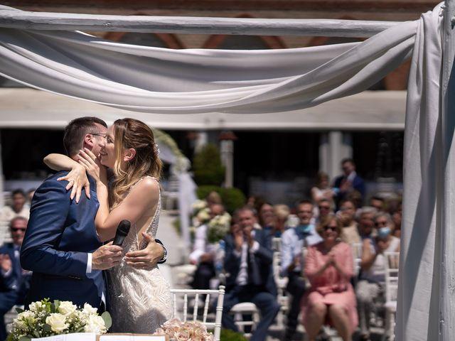 Il matrimonio di Luca e Gloria a Filago, Bergamo 18