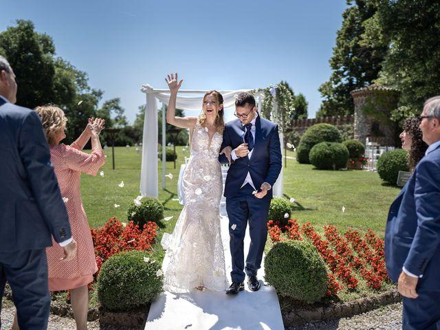 Il matrimonio di Luca e Gloria a Filago, Bergamo 19