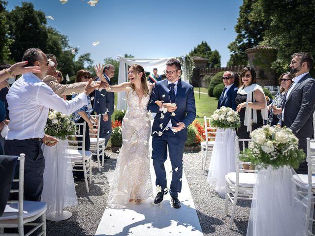 Il matrimonio di Luca e Gloria a Filago, Bergamo 20