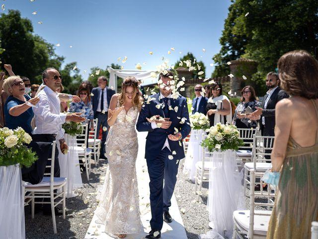 Il matrimonio di Luca e Gloria a Filago, Bergamo 21