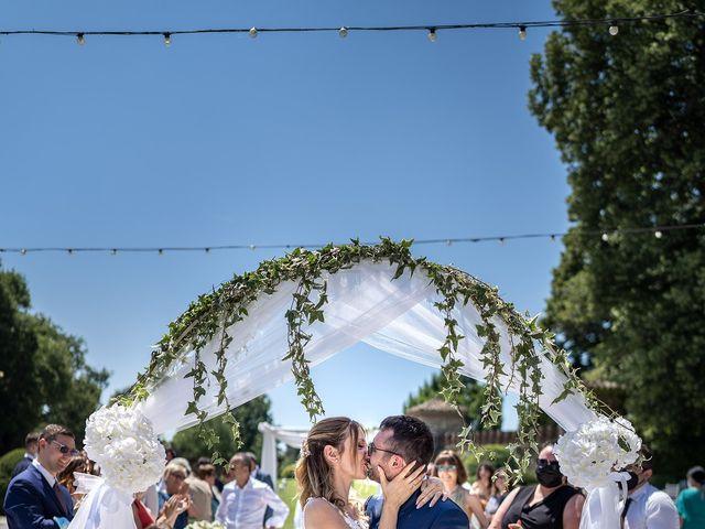 Il matrimonio di Luca e Gloria a Filago, Bergamo 22