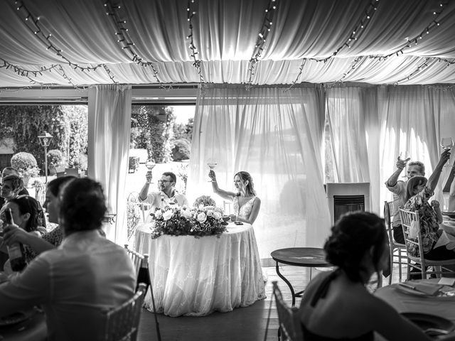 Il matrimonio di Luca e Gloria a Filago, Bergamo 25