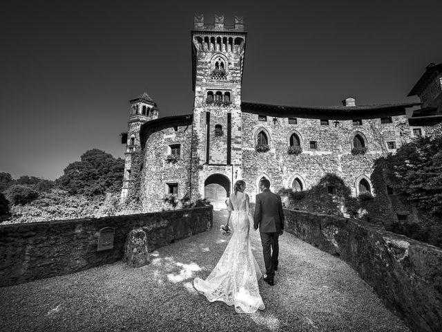 Il matrimonio di Luca e Gloria a Filago, Bergamo 28