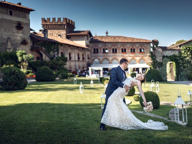 Il matrimonio di Luca e Gloria a Filago, Bergamo 29