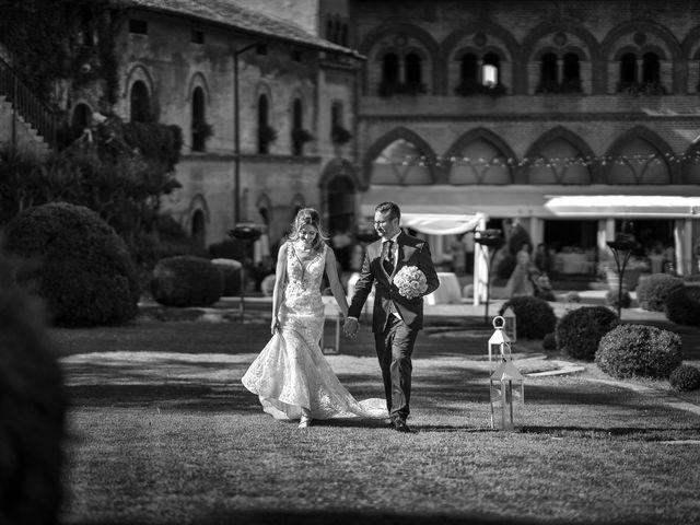Il matrimonio di Luca e Gloria a Filago, Bergamo 30