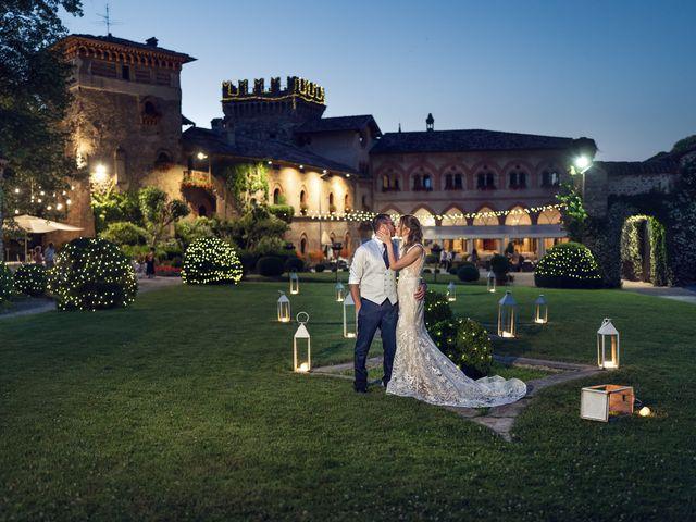 Il matrimonio di Luca e Gloria a Filago, Bergamo 34