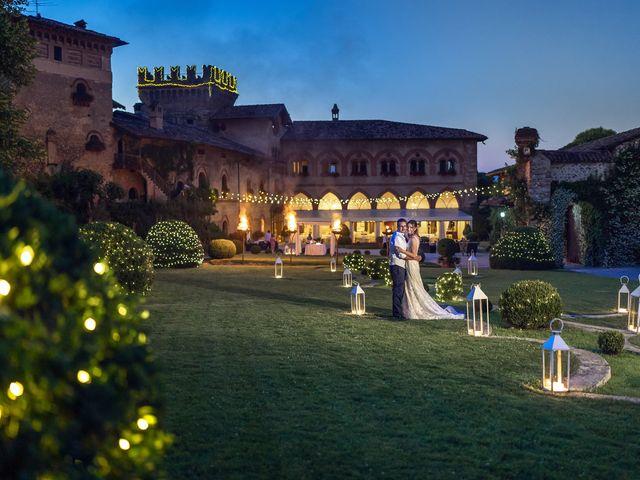 Il matrimonio di Luca e Gloria a Filago, Bergamo 35