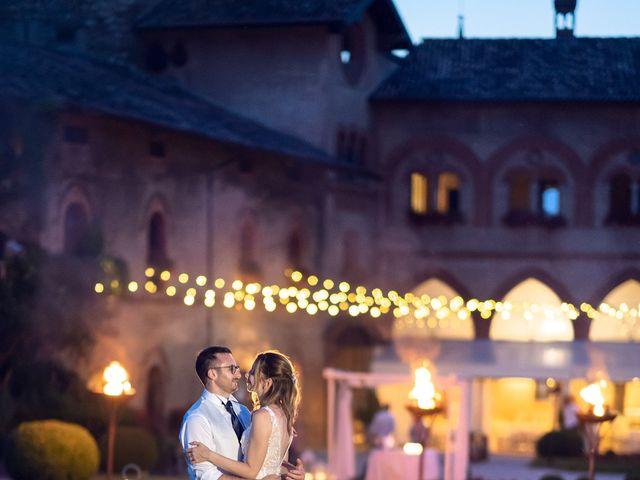 Il matrimonio di Luca e Gloria a Filago, Bergamo 36