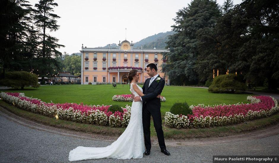 Il matrimonio di Andrea e Elisa a Milano, Milano