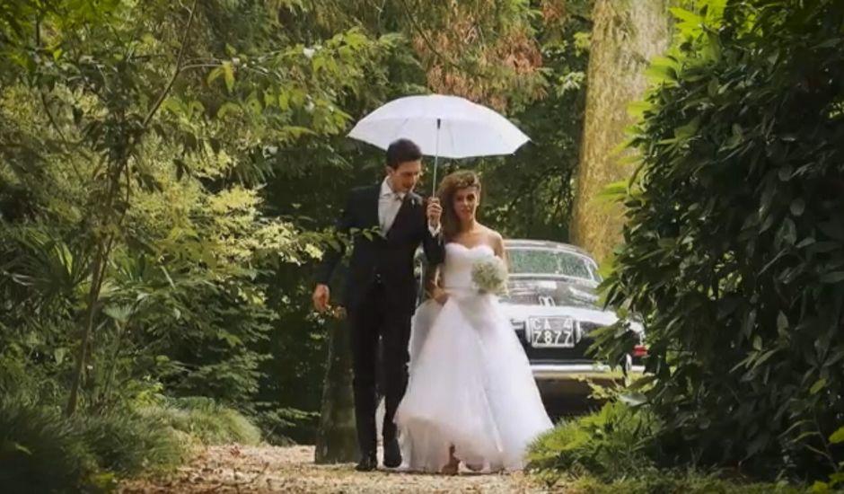 Il matrimonio di Luca e Rossana  a Costabissara, Vicenza
