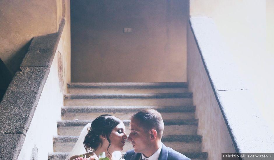 Il matrimonio di Rinaldo e Federica a Traona, Sondrio