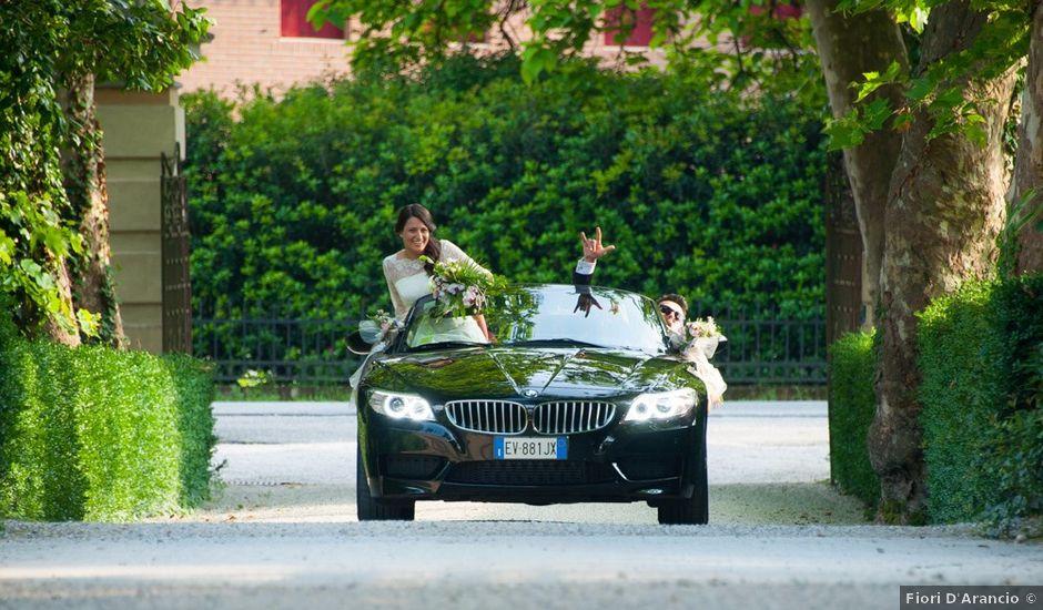 Il matrimonio di Alessandro e Valentina a Zero Branco, Treviso