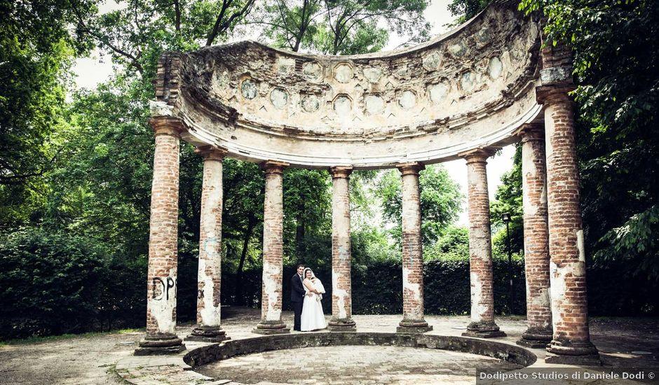 Il matrimonio di Andrea e Michela a Parma, Parma