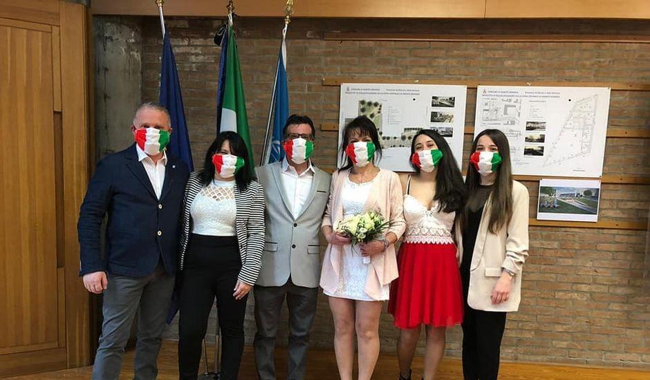 Il matrimonio di Antonio e Monica a Agrate Brianza, Monza e Brianza