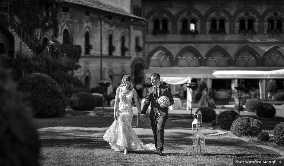 Il matrimonio di Luca e Gloria a Filago, Bergamo
