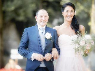 Le nozze di Cinzia e Tuly