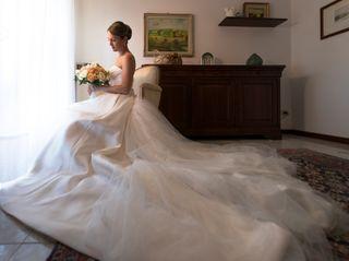 Le nozze di Annalisa e Simon 1