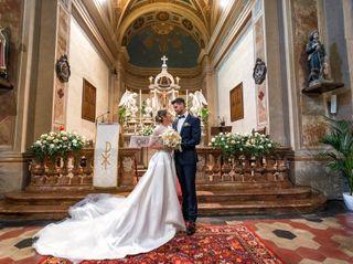 Le nozze di Annalisa e Simon
