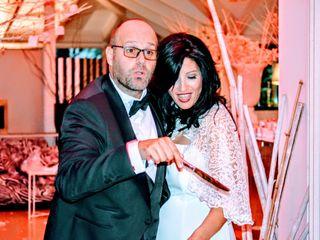 Le nozze di Desiree e Stefano