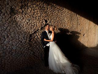 Le nozze di Gianluca e Raissa
