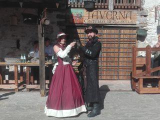 Le nozze di Greta e Giulio