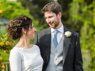 Le nozze di Chiara e Clemente