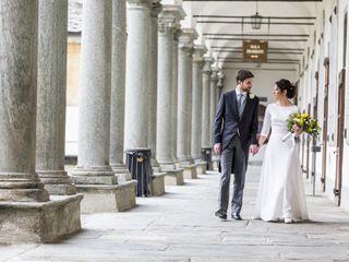 Le nozze di Chiara e Clemente 1