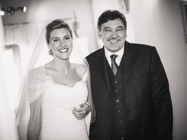 Il matrimonio di Daniele e Martina a San Giuliano Terme, Pisa 7