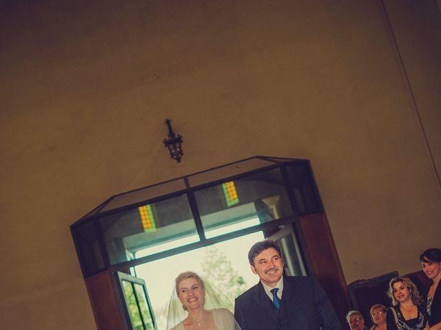 Il matrimonio di Daniele e Martina a San Giuliano Terme, Pisa 10