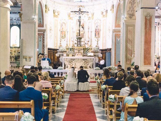 Il matrimonio di Andrea e Eleonora a Cervo, Imperia 42