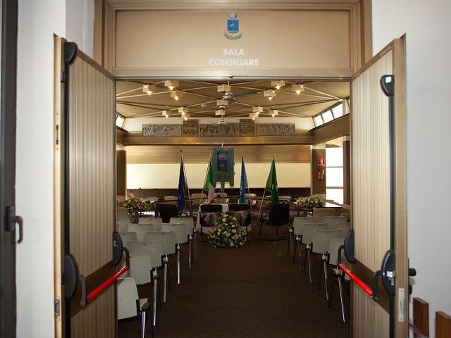Il matrimonio di Giuseppe e Sylvia a Buscate, Milano 14