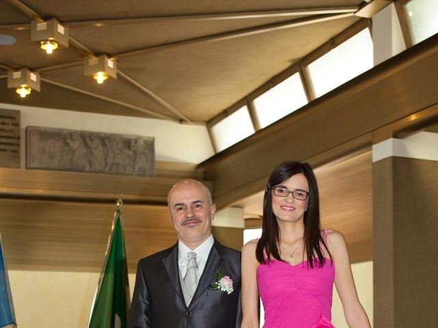 Il matrimonio di Giuseppe e Sylvia a Buscate, Milano 15