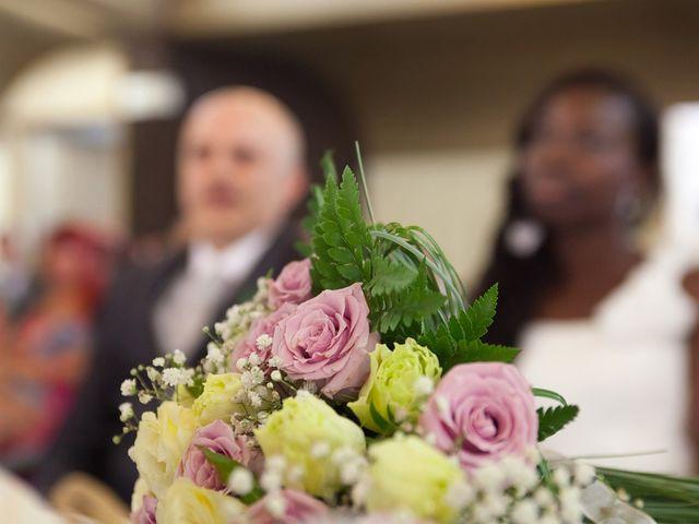 Il matrimonio di Giuseppe e Sylvia a Buscate, Milano 23