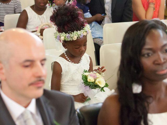 Il matrimonio di Giuseppe e Sylvia a Buscate, Milano 25