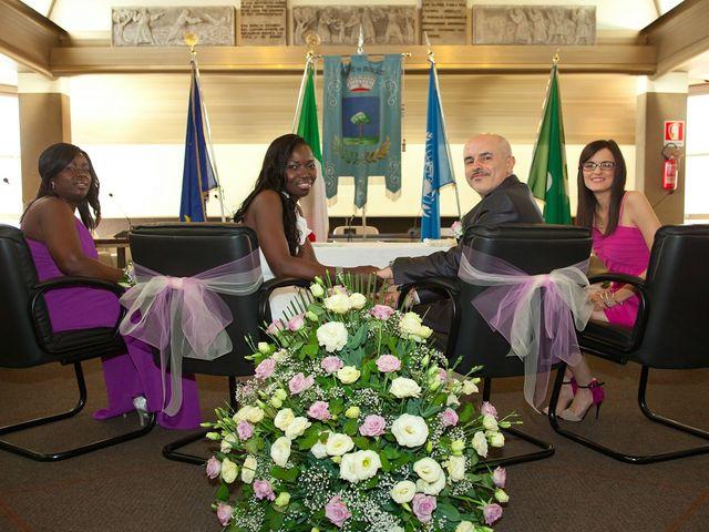 Il matrimonio di Giuseppe e Sylvia a Buscate, Milano 28
