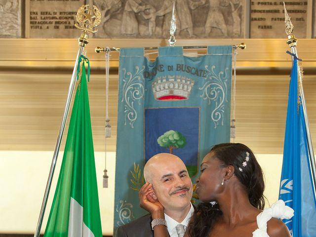 Il matrimonio di Giuseppe e Sylvia a Buscate, Milano 29