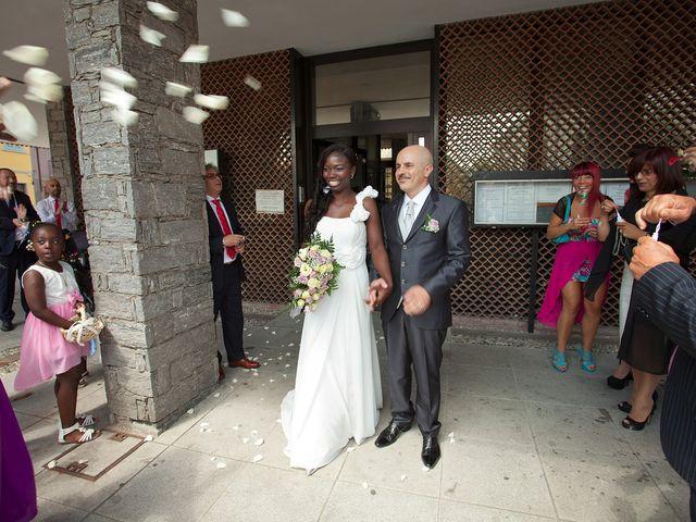 Il matrimonio di Giuseppe e Sylvia a Buscate, Milano 30